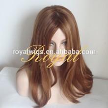 winter promotion wholesale virgin hair 5a grade mix color jewish wigs