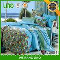 Textiles para el hogar impreso de algodón egipcio las hojas de cama de hojas de venta al por mayor/adulto disfraz de oveja/edredones/cobijas patchwork