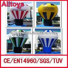 Ali 2015 giant advertising balloons/Helium balloons