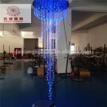 fiber optic display light fixtures pendents artist craft with r-150 light engine