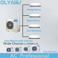 livre combinar com uma unidade de quatro dc versor multi split condicionador de ar