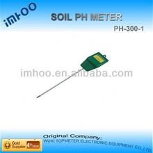 O ph do solo medidor de umidade ph-300-1