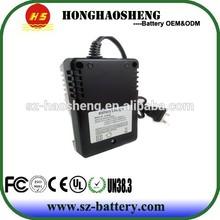 Universal AA/AAA 9v li ion battery charger