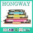 Compatible hp CF350A/CF351A/CF352A/CF353A laser toner cartridges