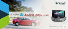 Iokone Car DVD Player with GPS Bluetooth For Chevrolet Malibu 2012