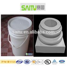 condensataion cure RTV-2 silicone rubber for cement garden ornaments