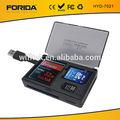 forida usine gros conception de brevet usb lecteur de carte rfid khz 125