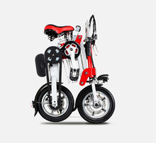 Specialized bikes with folding function and bicycle accessories