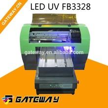 Digital hard cover printing machine/uv printer flatbed a3/card holder flatbed printer