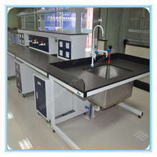 China factory supplier provides good quality and beautiful design lab steel rolling workbench