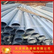 BS1387 tubo de acero galvanizado en caliente