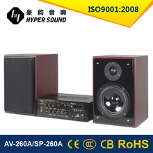 Hi Fi 2.0ch bluetooth amplifier