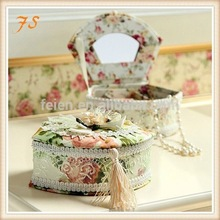 decorative home clothing storage case