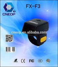 F3 Laser Ring type finger hs code for scanner with distribution center