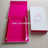 Gold folding box supplier manufacture paper box folding machine