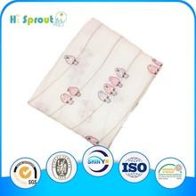 factory selling baby muslin swaddle blanket
