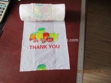 plastic printing bag/plastic roll bag/plastic shipping bag