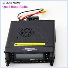 Car Radio Zastone MP800 V+U/V+V/U+U Dual Band Mobile Radio With 809 Channels