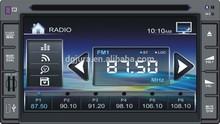 "2 din universal 6.2"" with bluetooth tv DAB car dvd player car radio gps"