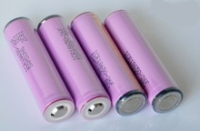 3000mAh 3.7v Rechargeable 18650 lithium ion battery with PBC