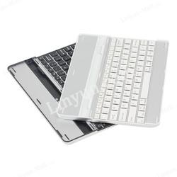 Aluminum bluetooth keyboard for apple iPad 4 tablet