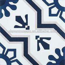 Quality ensured factory direct sale porcelain colourful floor tile