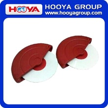 Round PP Pizza Knife, Plastic Pizza Cutter, Pizza Wheel