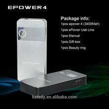 Katady epower v4 gravity e cigarette evolution change watts by tilting