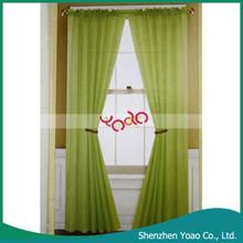 Cheap Wholesale Voile Decorative Window Panel Curtain