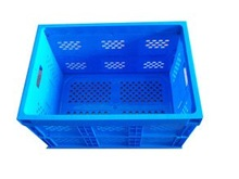 plastic collapsible storage tool boxes folded high quality expensive boxes for vegetable
