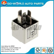 Auto Relay for BMW 61361729004/ 61 36 1 729 004 /12 36 1 729 005/12 63 1 711 266