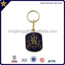 Custom design OEM metal key chain