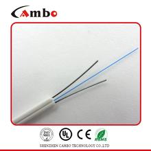 All purpose Indoor indoor ftth drop cable 2 core 0.05usd-0.9usd per meter