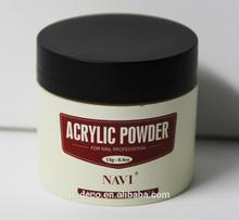 Acrylic powder ,three colors .Polymer Powder