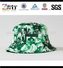 Custom Print Winter Bucket Cap