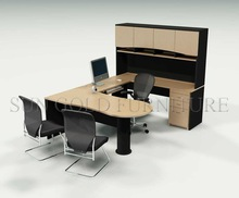 Modern Stylish File Cabinet Manager Furniture Office Executive Desk (SZ-OD225)