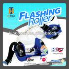 wal-mart approved factories flashing roller skate JB152323 (EN71 & EN13843)