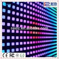 New IC WS2821 rgb color night club led single pixel dmx light for KTV