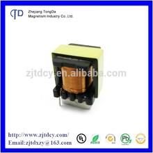 EE8.3/EE10/EE11/EE13/EE14.5/EE16/EE16.8/EE18/EE19/EE19.5/EE20/EE21/EE22/EE25/EE28/EE30 high frequency transformer