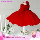 Hot sale latest fashion dress design baby-girl-wedding-dress cheap new puffy summer flower girls dress