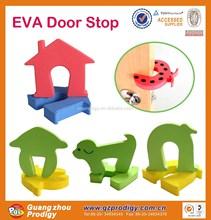 safety door guards/animals shape door stopper made of eva