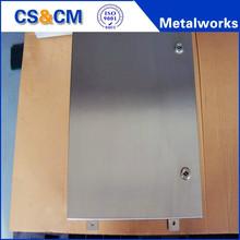 OEM Custom IP65 stainless steel electrical distribution box