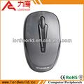 Personnalisé souris d'ordinateur sans fil design de mode bon toucher