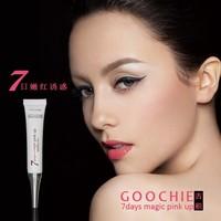 Herbal lipstick permanent makeup lip gloss Goochie waterproof lipstick