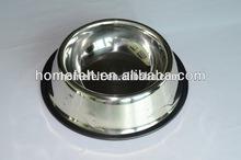 silicone collapsible pet dog bowl/pet feeding bowl