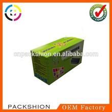 Hot selling custom strong toner cartridge packing box