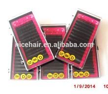Off sale prime silk lash eyelash extensions 0.05 0.07mm lash extension with favorable price
