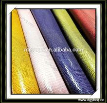 GUANGZHOU wholesale pu microfiber leather for handbag
