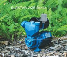 ELESTAR WZ series ELESTAR self-sucking water pumps 2 Liters pressure vessel roof booster pump