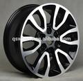 Novo estilo 17 polegadas 6x139.7 liga aro da roda suv 4x4 rodadeautomóveis